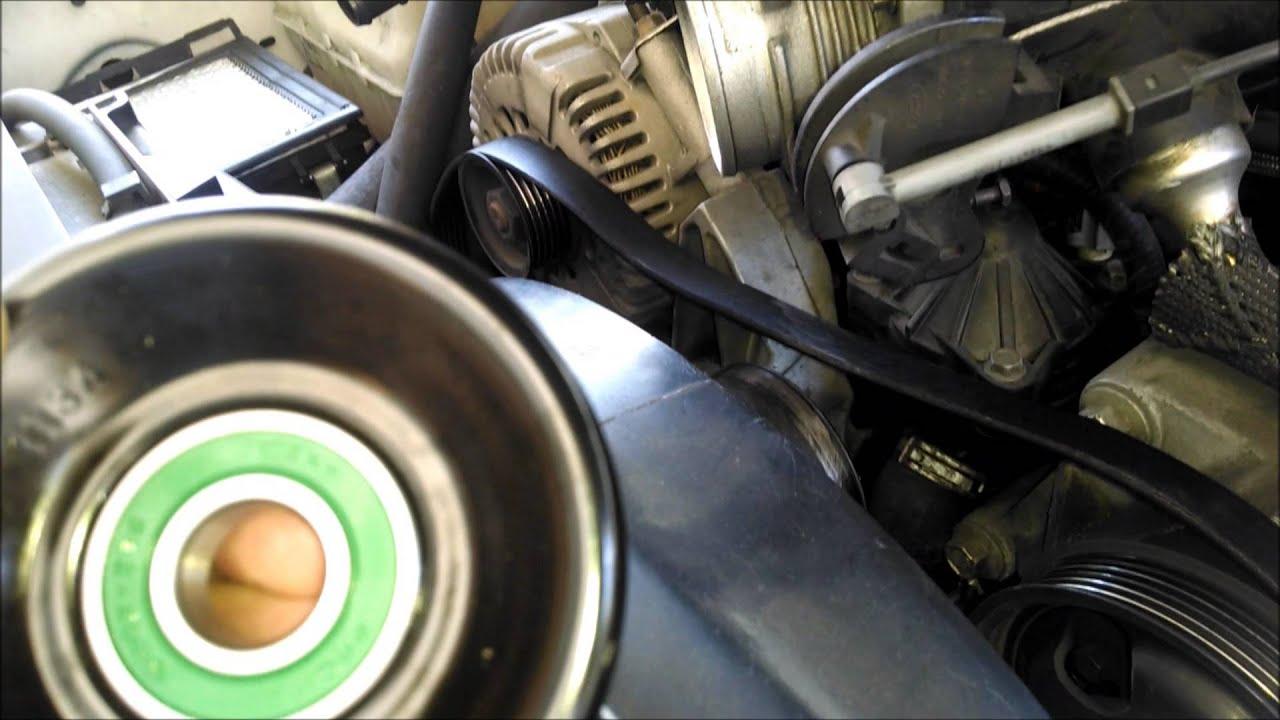 97 ford explorer 5.0 idler pulley