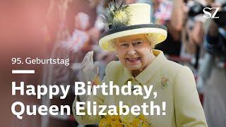 Queen Elizabeth wird 95