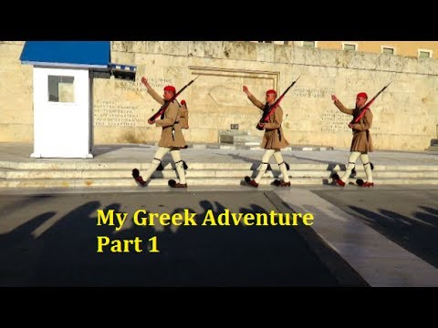 Greek Adventures  : Journey from KL to Dubai to Athens (Day 1)