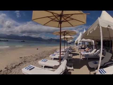 Gili Air (Lombok) Indonesia TimeLapse Island Life