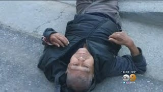 2 Pit Bulls Attack Elderly Man, Kill His Little Dog In Lincoln Heights