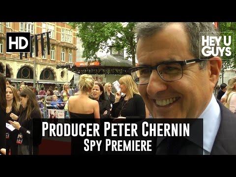 Producer Peter Chernin   Spy Premiere