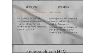 Bootcamp ACM: HTML5 & CSS3 desde Cero