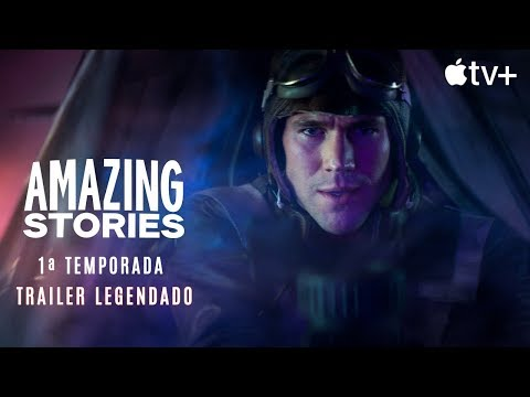 Amazing Stories • Trailer Legendado