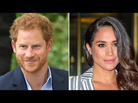 Odd Things About Prince Harry and Meghan Markle's Relationship