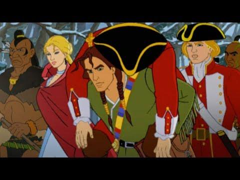 Последний из могикан | серия 19  | сказка на русском языке | анимация для детей