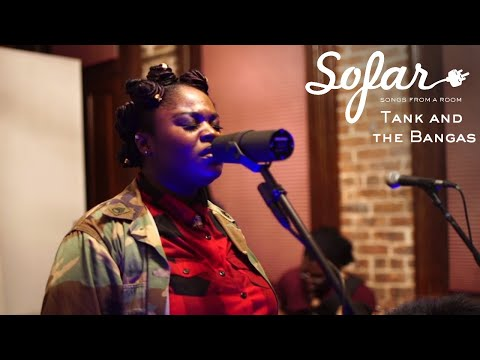 Tank And The Bangas - Rollercoasters | Sofar New Orleans