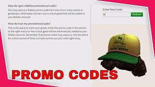 Roblox Stranger Things 3 NEW Promo codes