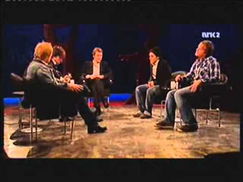 Espen Lind on guitar, Askil Holm, Alejandro Fuentes, Kurt Nilsen  Hallelujah
