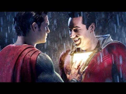 Shevtar Live: Episode  13  - Генри Кавилл снова сыграет Супермена в Шазаме 2?