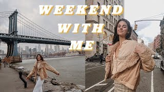 a weekend in my life | birthday vlog :)