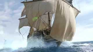 Black Sails Season 3 Official Trailer (HD) Toby Stephens