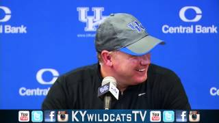 Kentucky Wildcats TV: Stoops USC Post Game