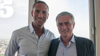 Mourinho: 'premier league is the best league in the world' | rio & mourinho part 1