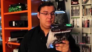 Tomb Raider - российская коллекционка (Unboxing)
