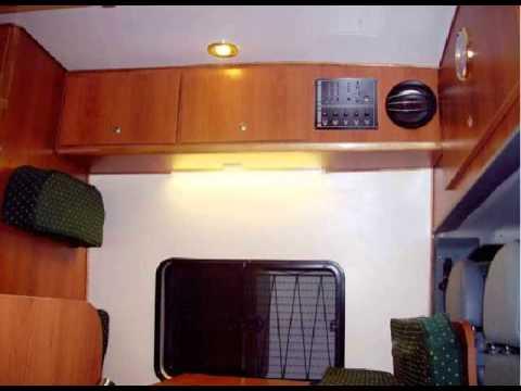 Casas rodantes y motorhome youtube - Disenos interiores de casas ...