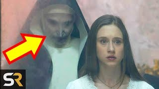 8 Creepy  Easter Eggs In The Nun You Probably Missed
