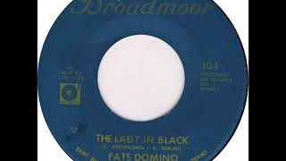 Watch Fats Domino The Lady In Black video