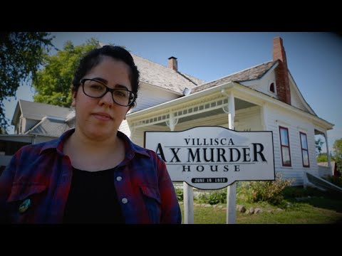 Exploring the Ax Murder House in Villisca Iowa | One of America's Most Haunted Houses