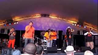 Soul Rebels Brass Band Plays Metallica
