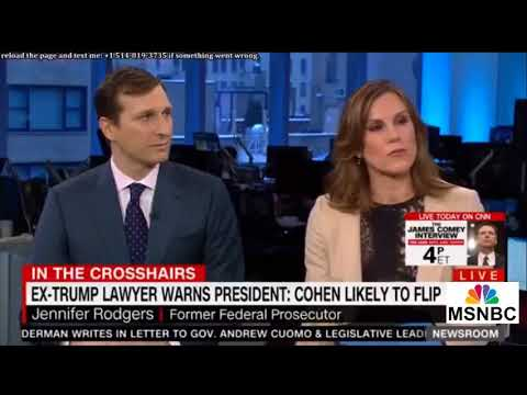 MSNBC Live with Katy Tur 4/19/18 | MSNBC Breaking News Today April 19, 2018