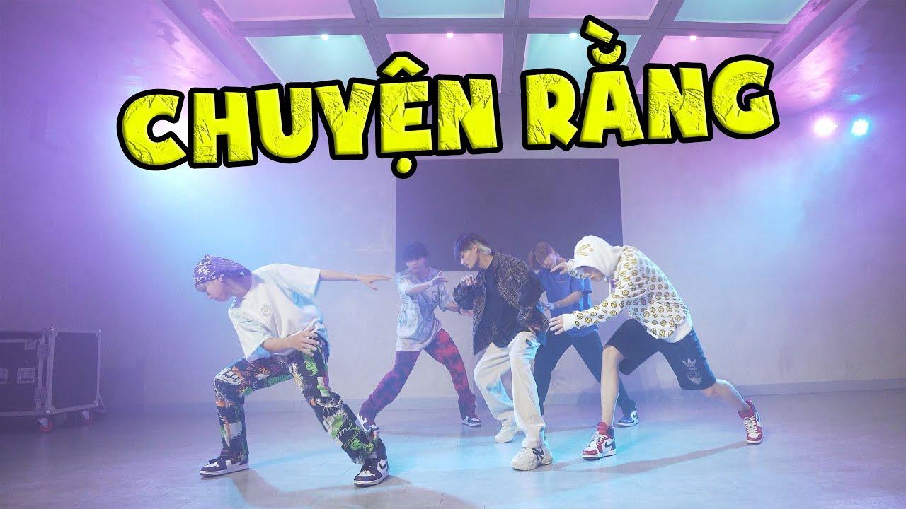 Chuyện rằng - Thịnh Suy I STUDIO Vers I KIONX DANCE TEAM I SPX ENTERTAINMENT