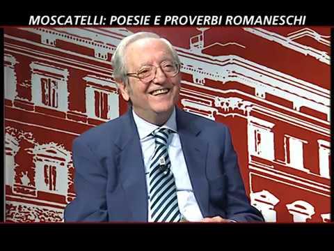 NON SOLO POLITICA MOSCATELLI POESIE ROMANESCHE