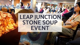Leap Junction's 2019 Stone Soup at Fanshawe College