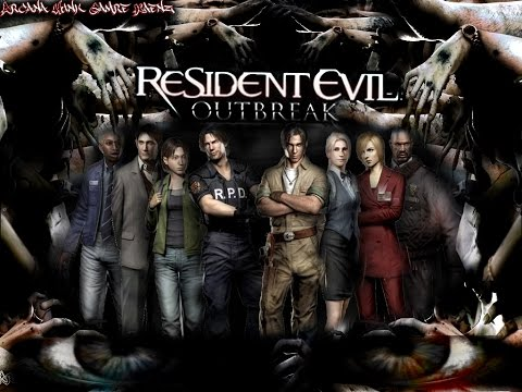 Resident Evil Outbreak ONLINE co-op w/ friends! Come chill in chat!