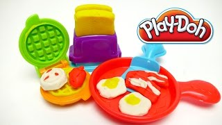 Play-Doh Breakfast DIY Toy Set
