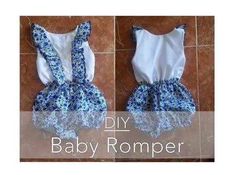 Diy Baby Romper Themixed You