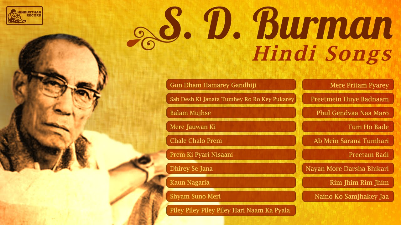 Best of sd burman | hit bengali songs | sachin dev burman songs.