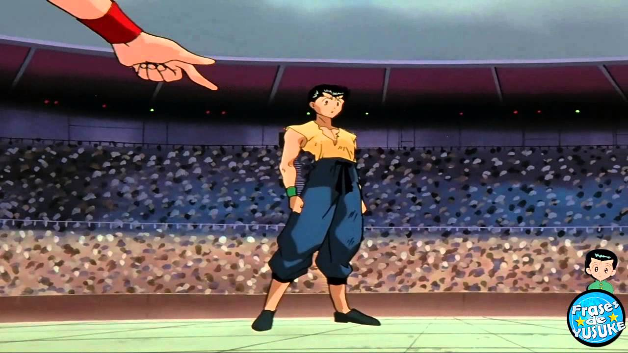 Yu yu hakusho (completo) dublado 720p hd tvrip torrent anime desenho.