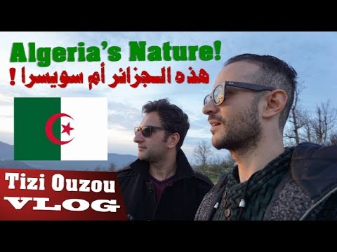 #DISCOVER ALGERIA || Tizi Ouzou ||  أجمل قرية في الجزائر؟