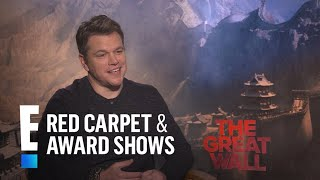Will Matt Damon & Ben Affleck Reunite on the Big Screen? | E! Live from the Red Carpet