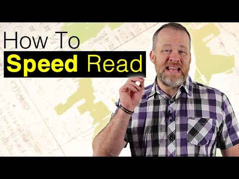 Learn How To Speed Read  Best Speed Reading Techniques  Youtube