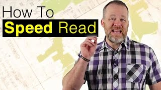 Learn How To Speed Read - Best Speed Reading Techniques