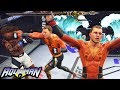 Aquaman Has Knock Outs For Days! EA Sports UFC 2 Ultimate Team Gameplay