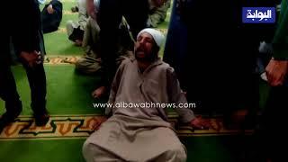 بالفيديو..البوابة  ترصد أغرب اللقطات في مولد السيدة زينب