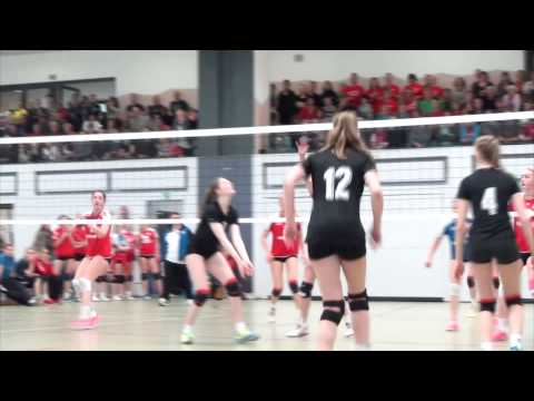 Deutsche Volleyball Meisterschaft U18 Berlin  2015 - Aftermovie