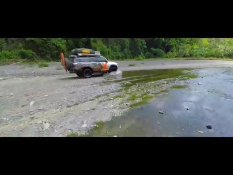 Expedition Overland: Central America - Best of Aerial Footage