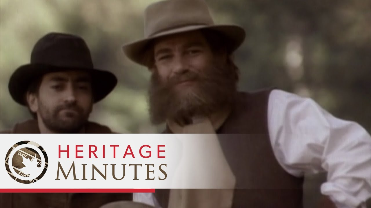 Heritage Minutes: Sir Sandford Fleming