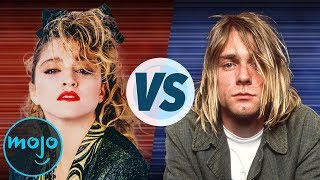 1980s VS 1990s: Battle of the Decades