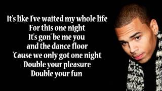 Chris Brown - Forever Lyrics Video