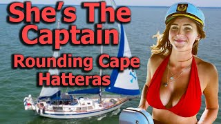 She's The Captain Rounding Cape Hatteras - S5:E69