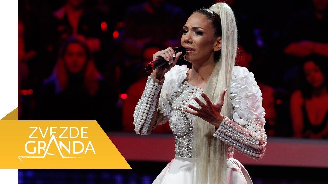 Tijana Corac Dobro Vece Tugo Ti Mozes Sve Live Zg 18 19 05 01 19 Em 16 Youtube
