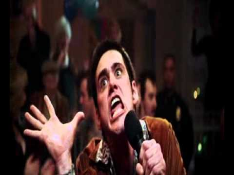Jim Carrey Singing, Jefferson Airplane- Somebody to Love - TrackOnly