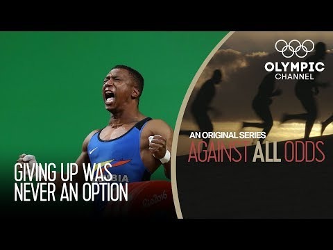 The Incredible Weightlifter Who Wouldn't Give Up | Against A