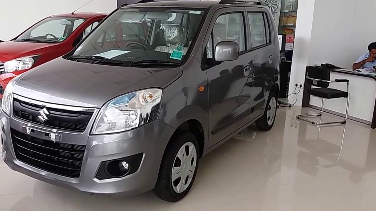 maruti suzuki wagon r vxi exterior and interior auto gear shift hd youtube. Black Bedroom Furniture Sets. Home Design Ideas