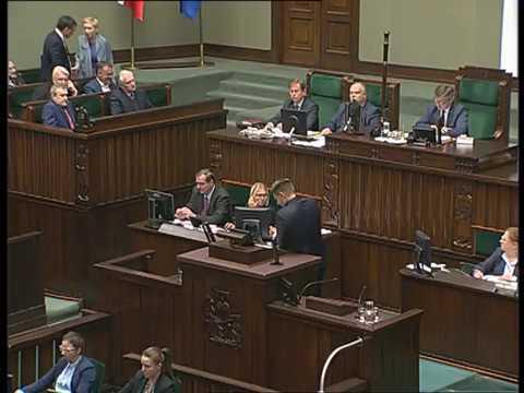 Petru okupował mównicę – gorąco w Sejmie (29.09.17)